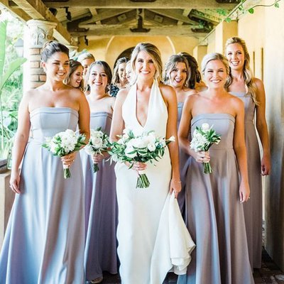 Bride tribe goals! 💕